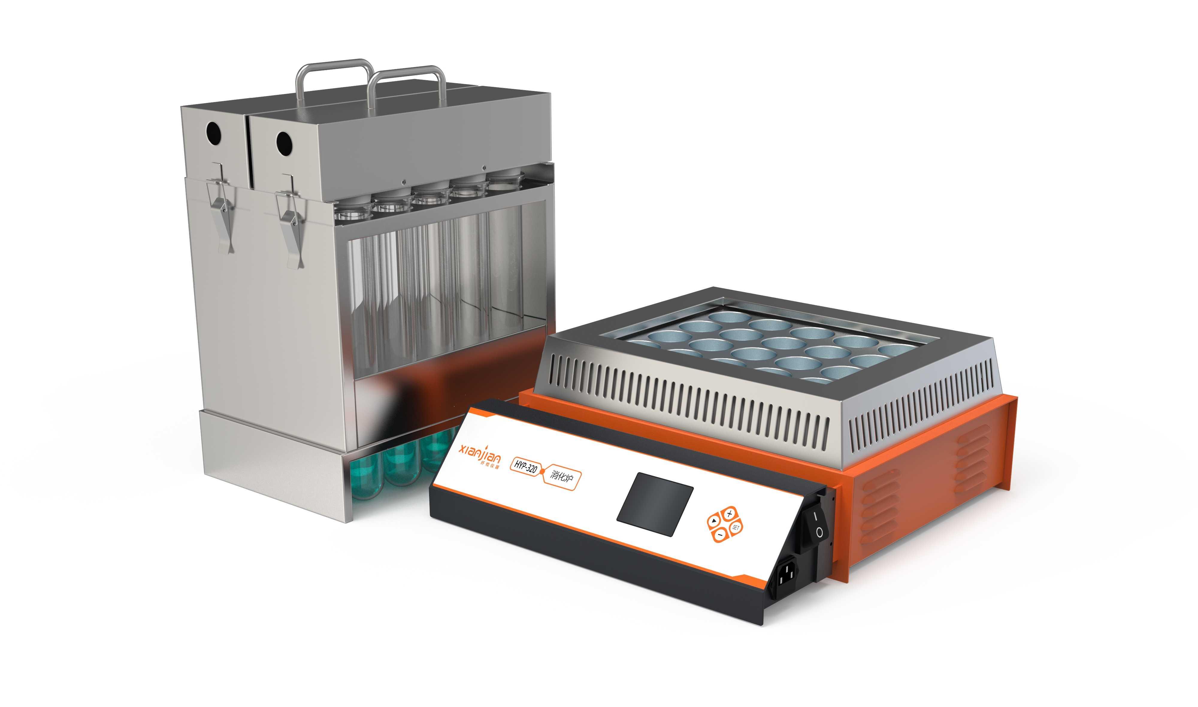 HYP-320二十孔智能消化炉
